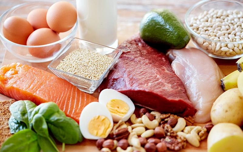 Самые популярные белковые продукты