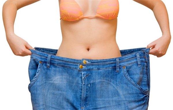 Вред быстрого похудения