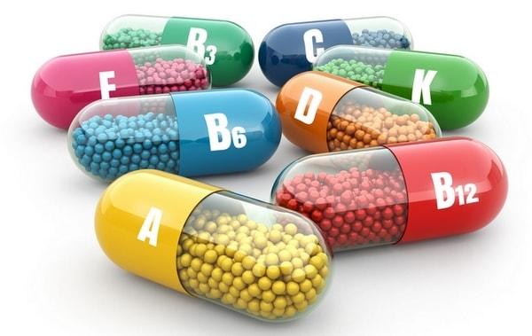 Суточная потребность витаминов