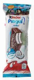 Пирожное Kinder Pingui кокос 30г