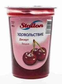 Десерт Stailon Удовольствие вишня 500г