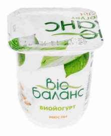 Биойогурт Bio Баланс густой обогащенный мюсли 2,8% 125г ст