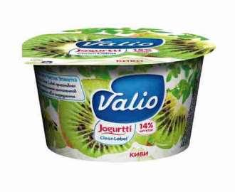 Йогурт Valio киви 2,6% 180г