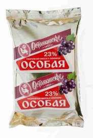 Масса Особая Пасхальная с изюмом 23% 180г ф/п