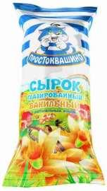 Сырок глазир Простоквашино ванилин 20% 40г
