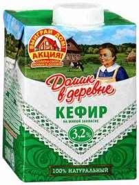 Кефир Домик в Деревне 3,2% 515г