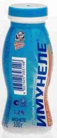 Напиток к/мол Neo Имунеле с соком мультифрукт 1,2% 100г