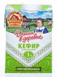 Кефир Домик в деревне 1% 515г