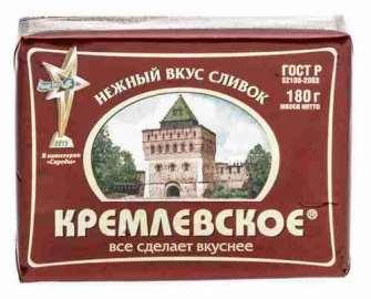 Спред Кремлевское 72,5% 180г