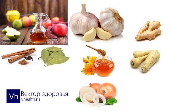 ТОП-8 природных антибиотиков